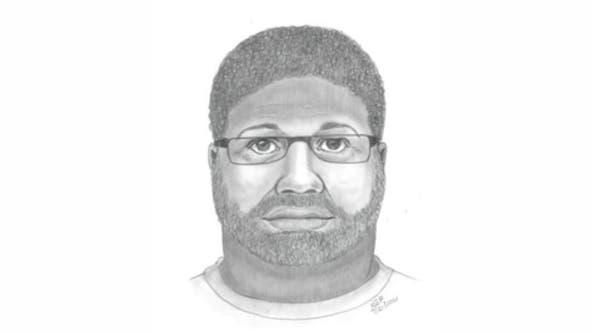 Fairfax County Police seek public's help identifying Vienna sexual assault suspect