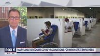 Maryland mandating vaccinations for some state employees
