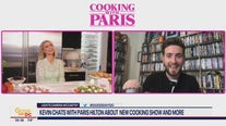 Paris Hilton talks new show Cooking With Paris