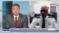 1-on-1 with DC Police Chief Contee