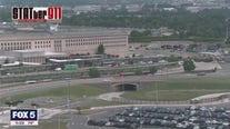 NEW VIDEO: Pentagon officer stabbed, suspect killed