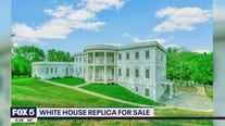 White House replica on the market in Virginia