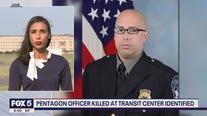 Pentagon officer killed at transit center identified