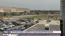Officer Dead, Suspect Killed Near Pentagon