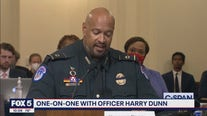 One-on-one with U.S. Capitol Police Officer Harry Dunn