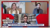 The Suicide Squad stars Margot Robbie and David Dastmalchian