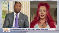 Justina Valentine dishes on 'Wild 'N Out' season 16, her music and more