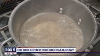 Boil Water Advisory in place for parts of Northeast D.C.