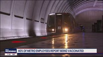 Metro could enforce possible mandatory testing unless more workers get vaccine