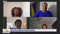 Students talk about social media pressures