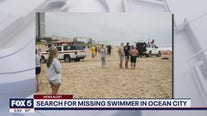 Search continues for missing 17 year-old Ocean City swimmer