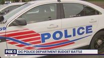 DC Police Department budget battle