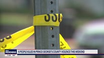 Spike in violent crime in PG County