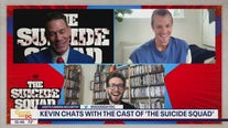 John Cena and the cast of The Suicide Squad