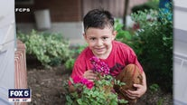 School donates garden to help fight food insecurity