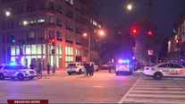 MPD officer injured, suspect killed in northwest DC shooting
