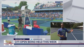 Citi Open being held this week in DC