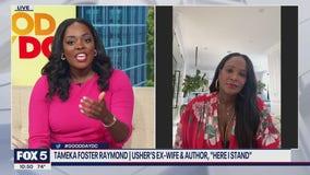 Tameka Foster Raymond, Author and Ex-Wife of Usher talks new memoir