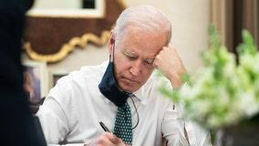 Biden's $1T infrastructure bill faces key vote in Saturday Senate session