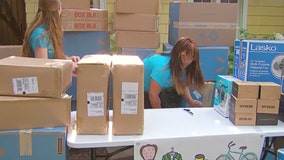 PAY IT FORWARD: Beyond the Backpack provides families with school resources