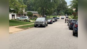 Child dies after being left in a vehicle in Fairfax County