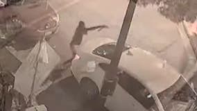Video: Gunfire erupts in Northwest DC; police looking for 4 suspects in homicide of father, teacher