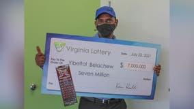 Woodbridge man wins $7 million on scratch-off ticket