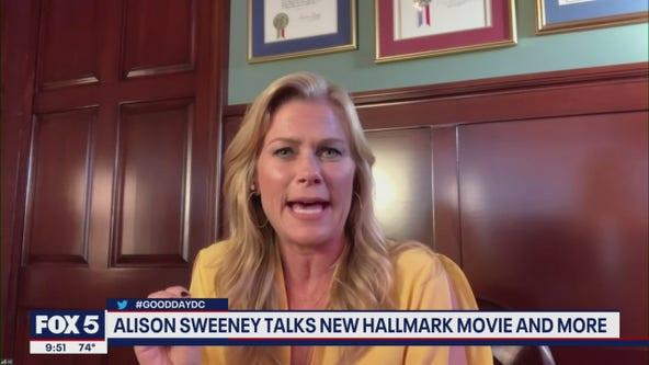 Alison Sweeney talks her new hallmark movie and more