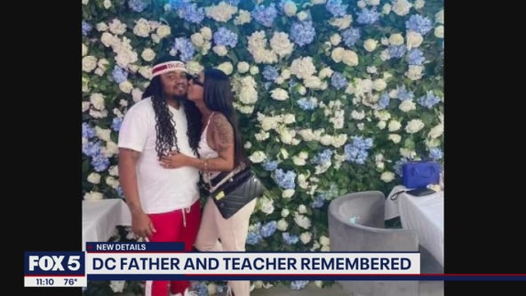 DC father, teacher remembered at vigil