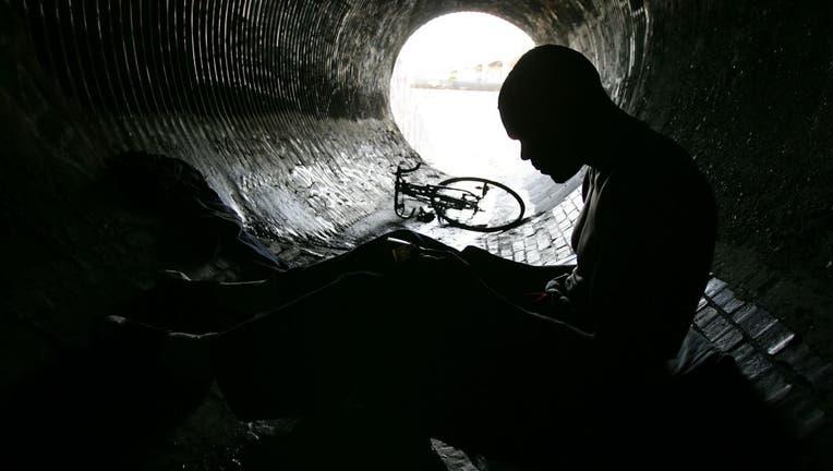 Los Angeles County Homeless Population nears 90,000