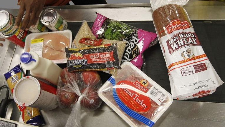 groceries generic