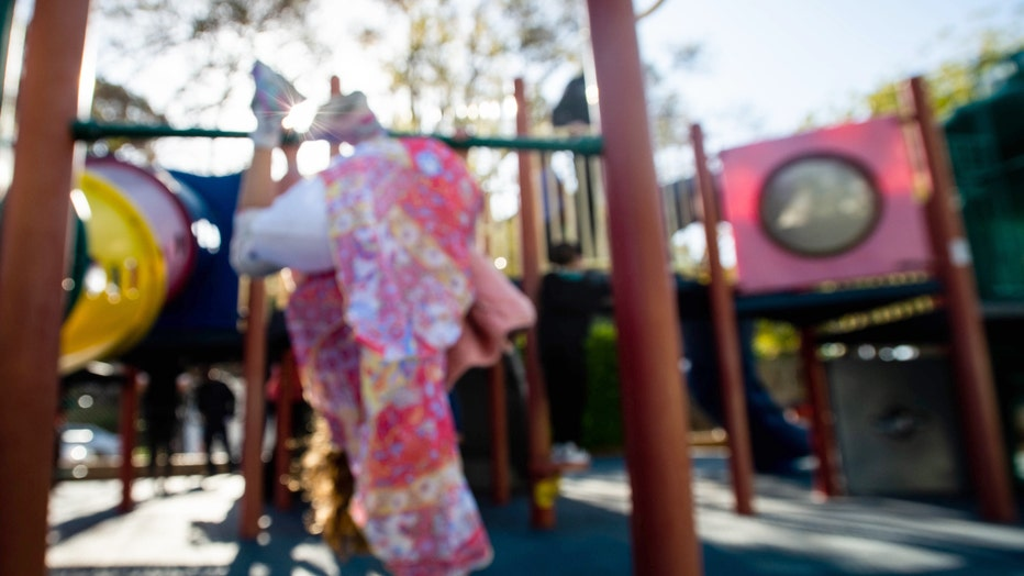 e0b68026-LAUSD Reopens Playgrounds