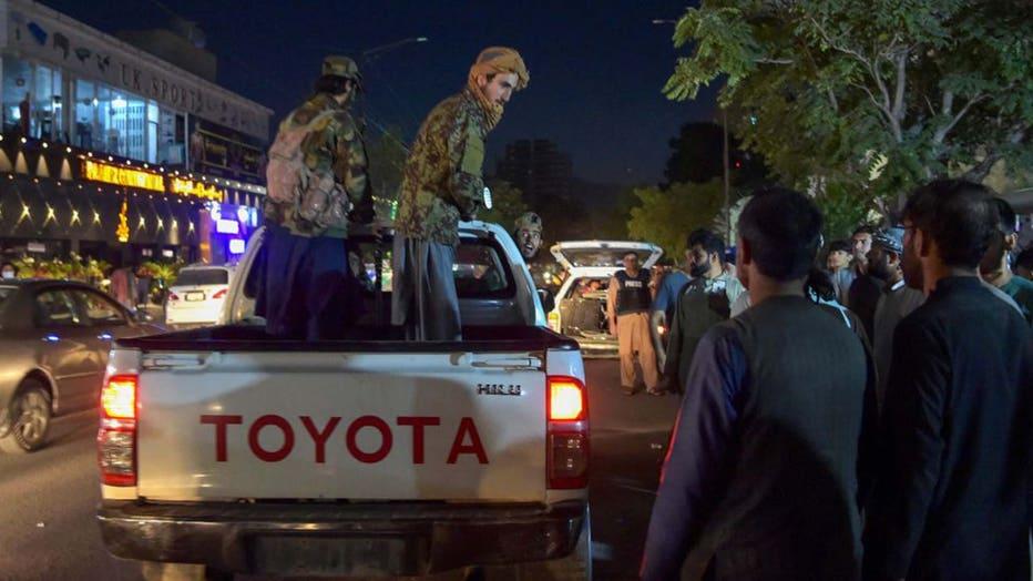 Kabul airport attack injured