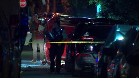 DC officers shoot armed man who rammed cruiser, fled deadly double shooting scene, police say