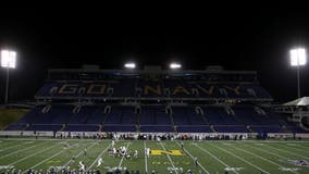Navy football assistant fired for refusing COVID-19 vaccination