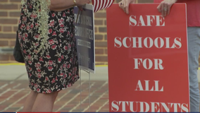 Some Alexandria parents question school safety without resource officers on campus