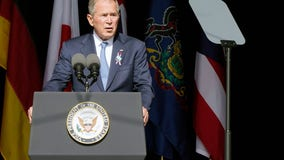 George W. Bush has message for Afghanistan War veterans: 'Nothing can tarnish your honor'