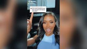 FOX 5's Jeannette Reyes celebrates natural hair live on air after viral TikTok