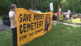 Church members, developer face off in court over historic burial ground in Montgomery County