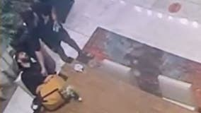 Rolex stolen off sleeping man's wrist in lobby of DC hotel, video shows