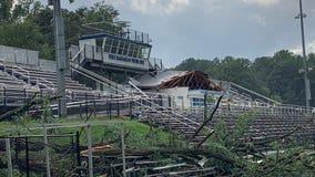 Widespread damage across DMV as remnants of Ida move through