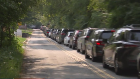 Traffic troubles in Montgomery County as more parents drive kids to school