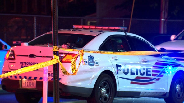 Man shot, killed overnight in Northeast DC parking lot; police lookout for silver sedan