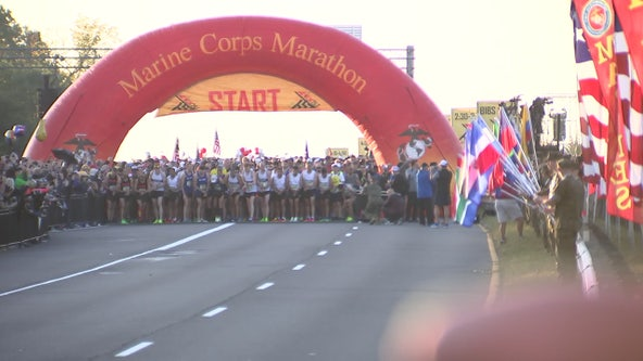 2021 Marine Corps Marathon canceled due to 'security and safety precautions'