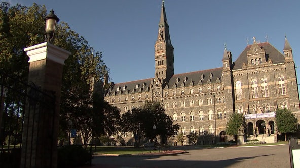 Nearly 100 reporting symptoms of norovirus on Georgetown University