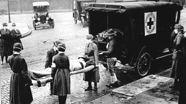 COVID-19 has killed about as many Americans as the 1918-19 flu