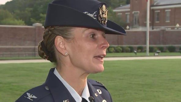 First all-female wing command team to lead at Joint Base Anacostia-Bolling