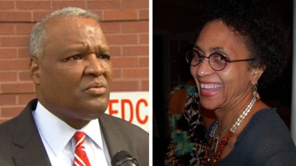 Former Prince George's County Executive Rushern Baker announces passing of wife