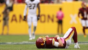 Mistakes haunt Washington in 33-22 loss to Saints