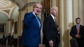 Biden, Manchin, Schumer meet for budget talks, but still no deal
